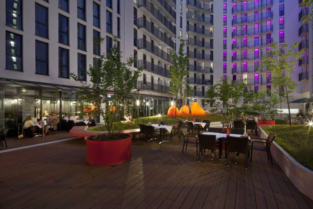 Holiday Inn - Centre Alexanderplatz (4 Stars) £299 pp incl. ticket