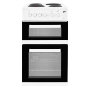 Beko Electric Cooker Solid Plate Hob