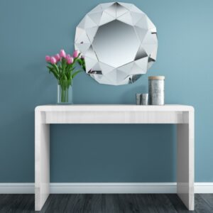 console table high gloss