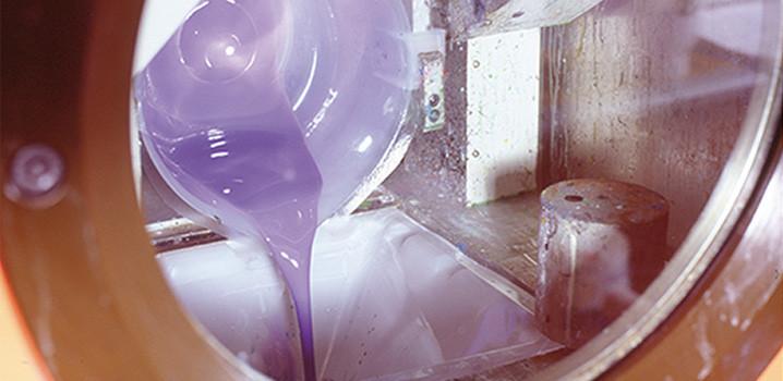 Atom Vacuum Resin Casting