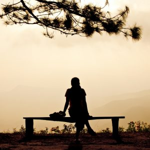 Guided Meditation Theme: A Contented Mind – Is A Silent Mind