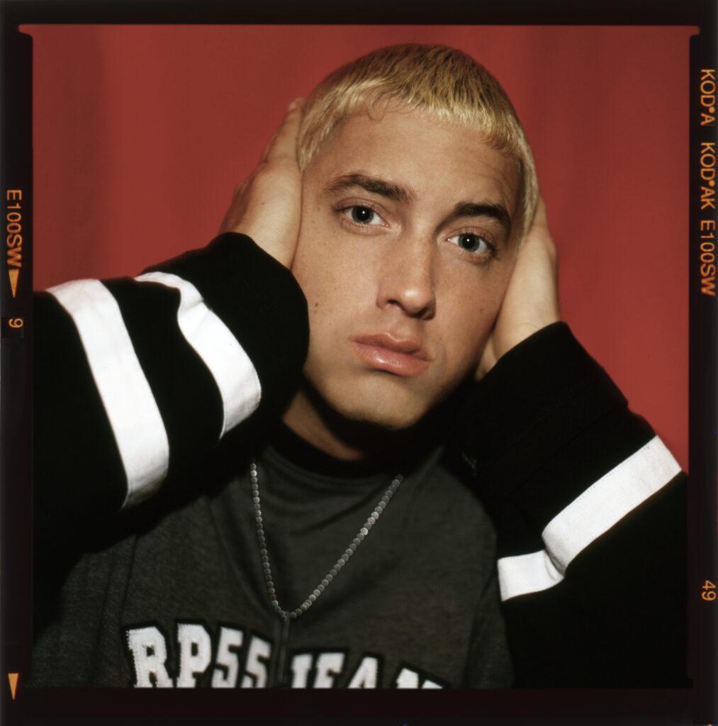 Eminem. Hear no evil.