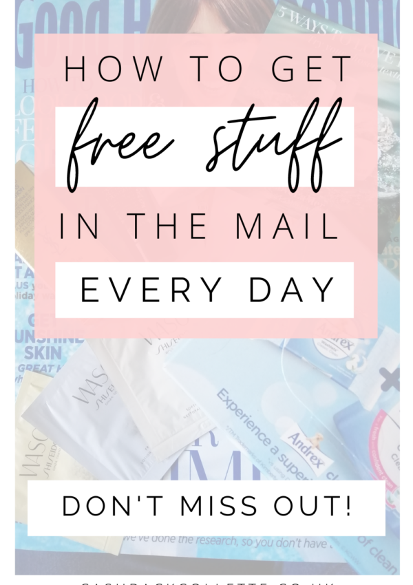 How To Get Exciting Freebies In The Post Every Day