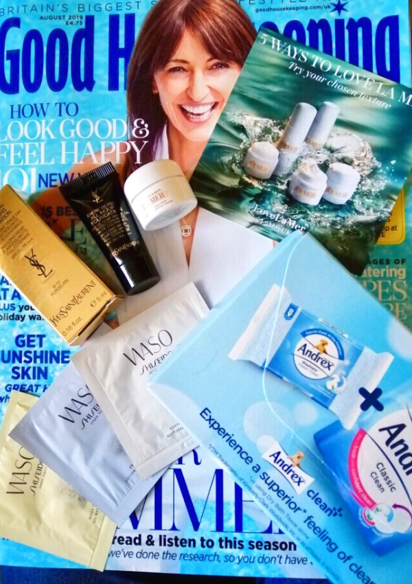 freebies in the mail