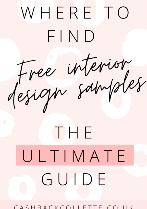 How To Get Unlimited Free Fabric, Tile & Floor Samples For Your Home