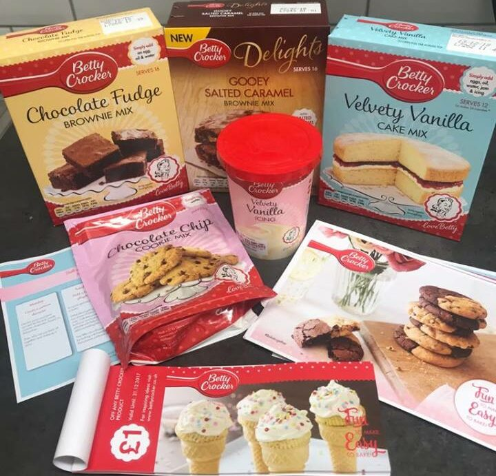 free betty crocker product testing