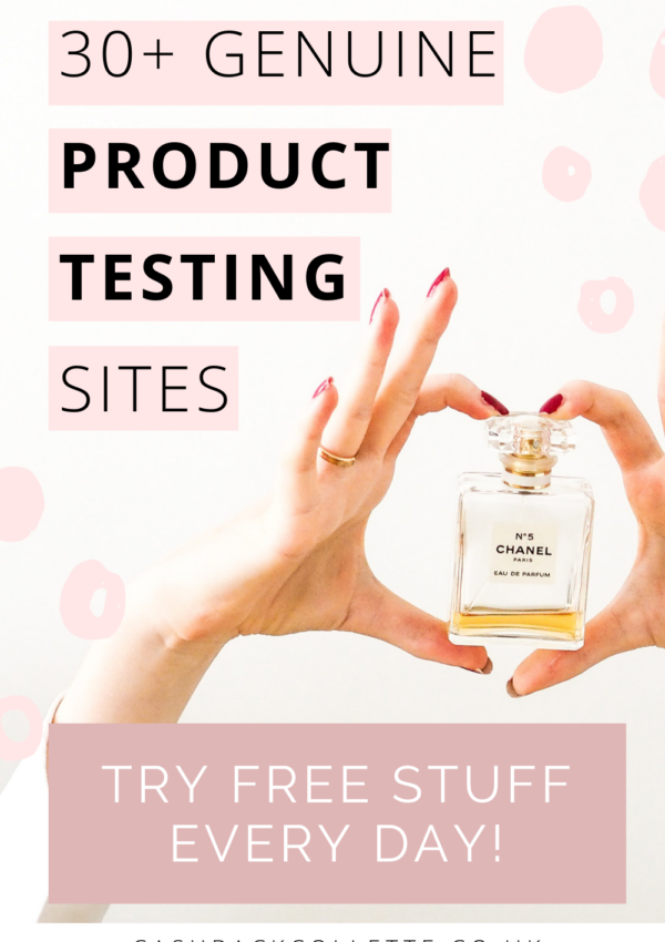 30+ Genuine Product Testing Opportunities To Get Free Stuff