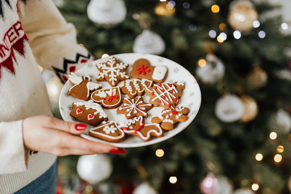 free Christmas cookies