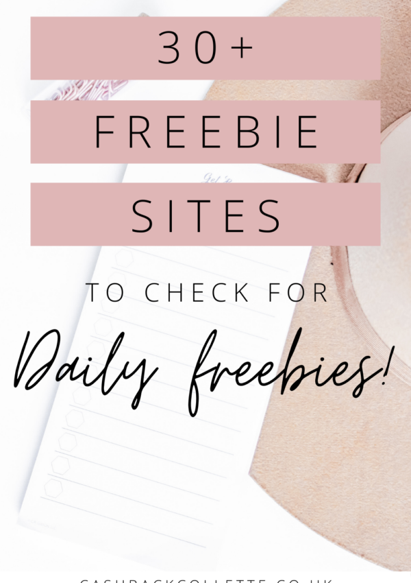 30+ Best Freebie Sites To Find Free Stuff Every Day