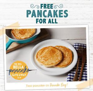 free food & drink seasonal freebies