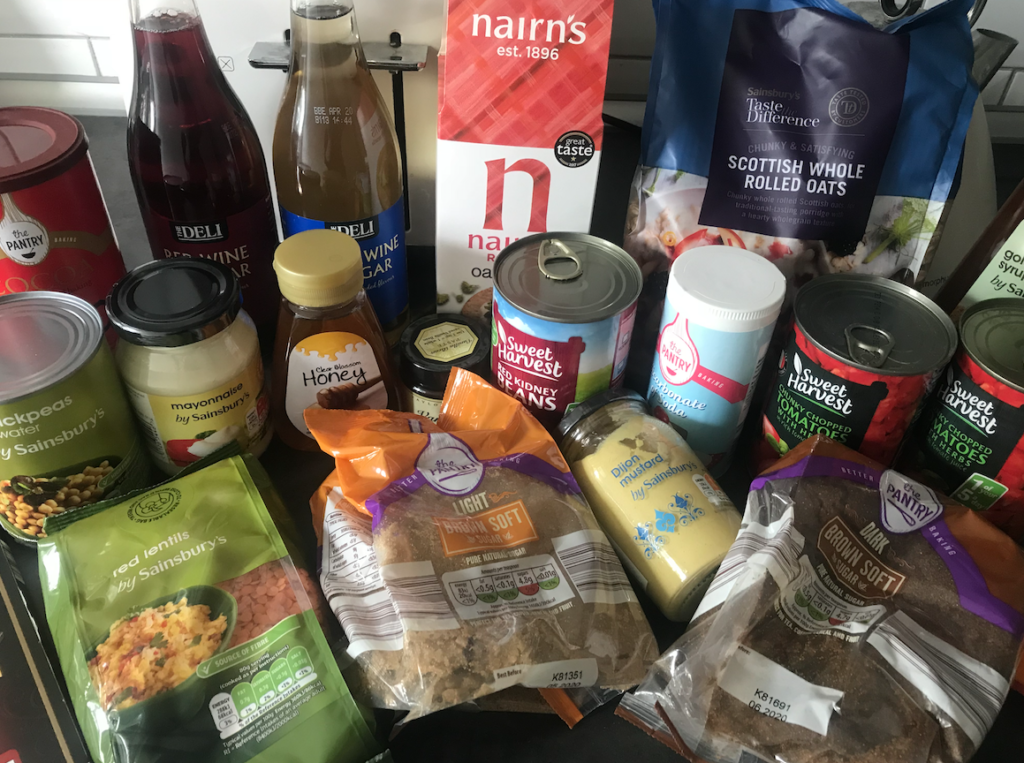 Save money on groceries - weekly shop