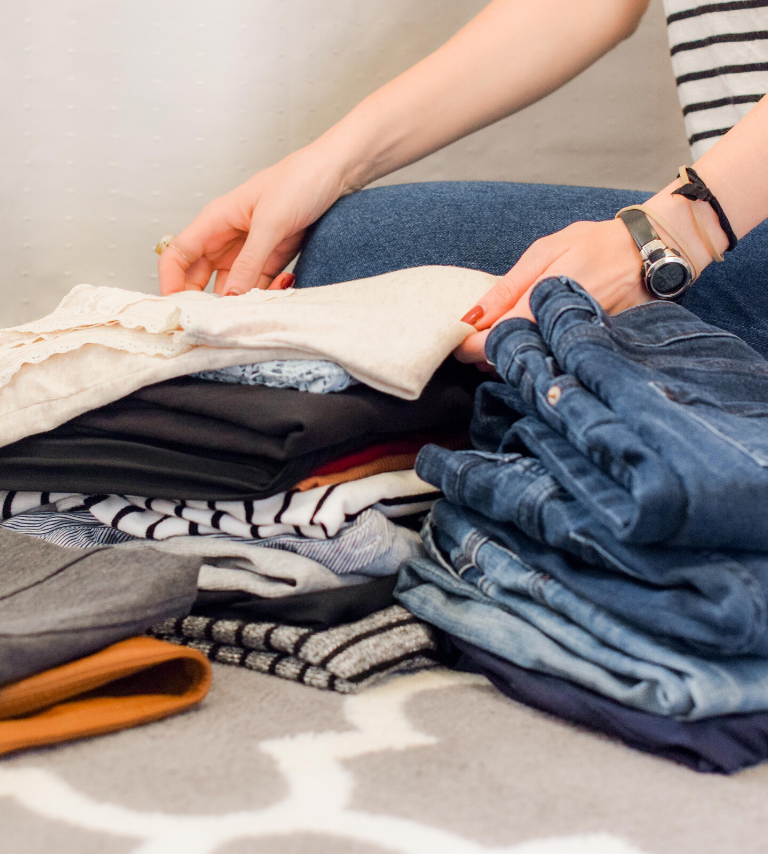 How To Declutter Your Wardrobe In 3 Easy Steps