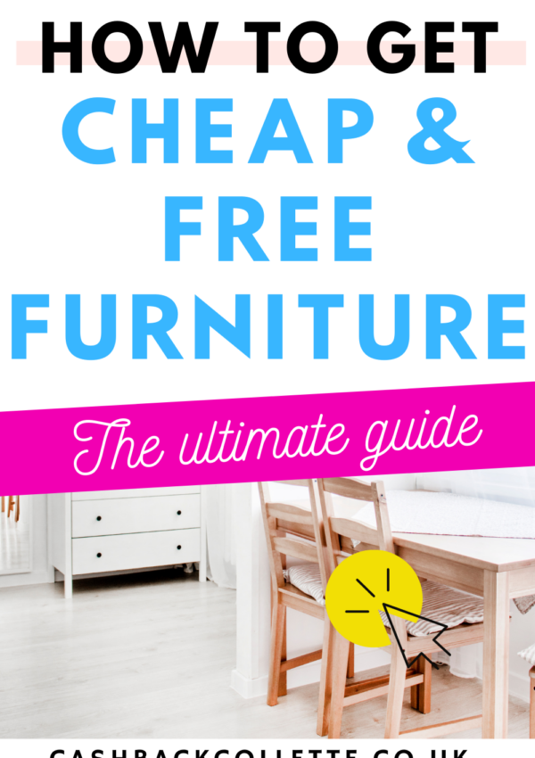 How To Get Cheap & Free Furniture – The Ultimate Guide