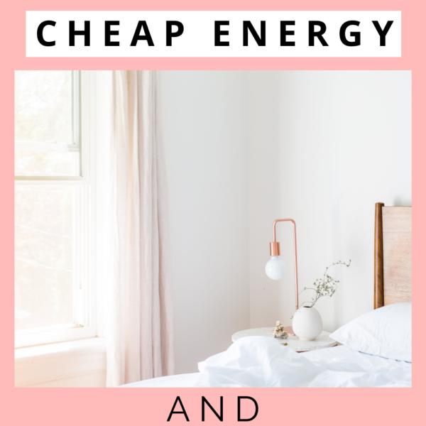 get cheap energy