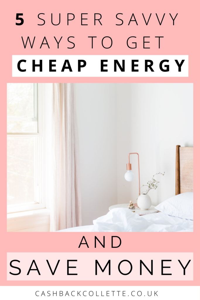 get cheap energy