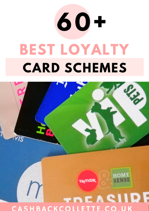 60+ Best Loyalty Card Schemes in the UK