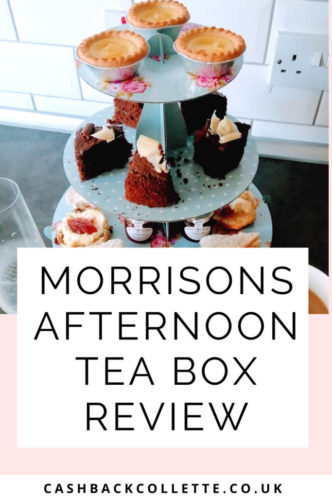 MORRISONS AFTERNOON TEA BOX REVIEW