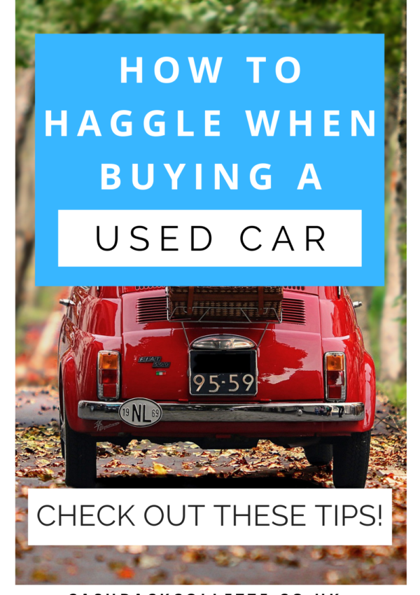 How To Haggle Down A Used Car's Price & Save Money