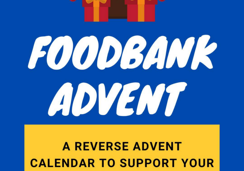 #FoodBankAdvent – How To Get Free Things To Donate To A Food Bank