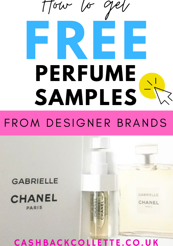 How To Get Unlimited FREE Perfume Samples In The UK