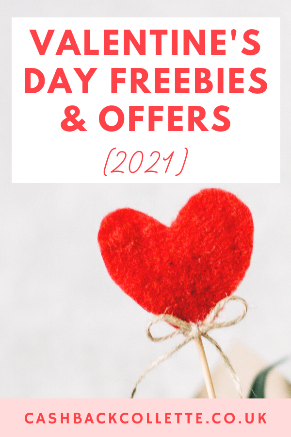 valentine's day freebies