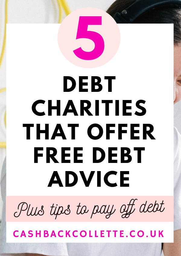 5 Amazing Debt Charities That Give Free Debt Advice (National Debt Awareness Week)