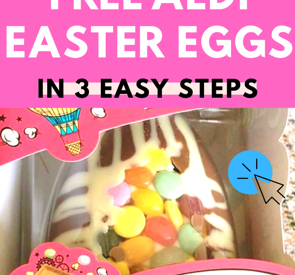 How To Become An Aldi Easter Egg Product Tester & Get Free Chocolate