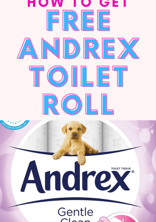 Free Andrex Gentle Clean Toilet Roll & Puppy Toy – 6,000 Available!