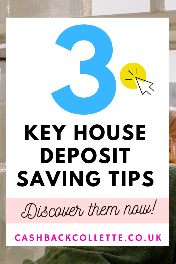 SAVE FOR HOUSE DEPOSIT