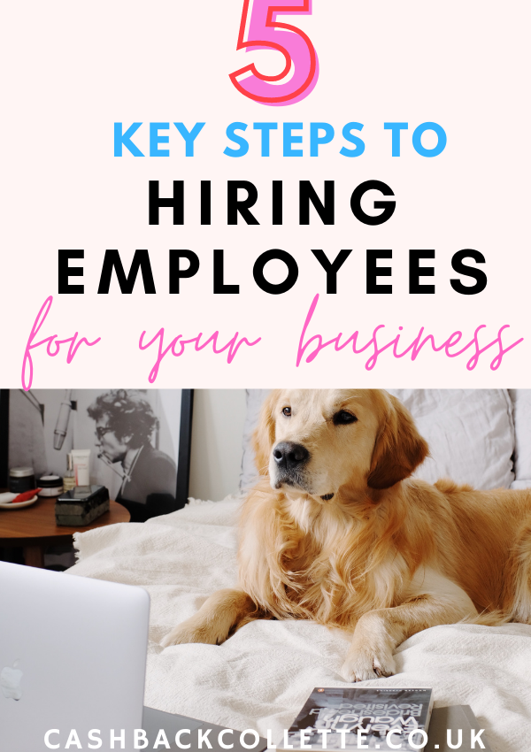 5 Steps For Hiring People For Your Small Business