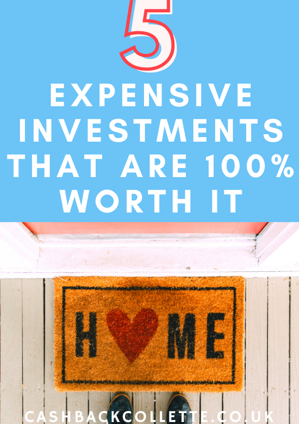 5 Expensive Investments That Are Actually Worth It