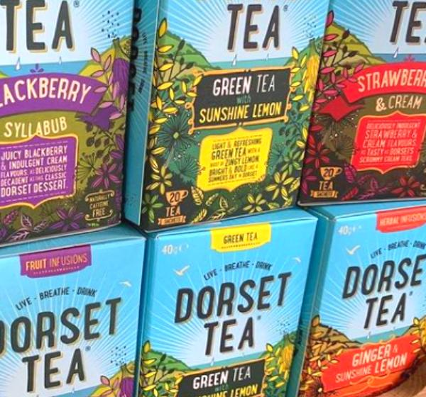 Free Dorset Tea – 3,000 Packs Available!