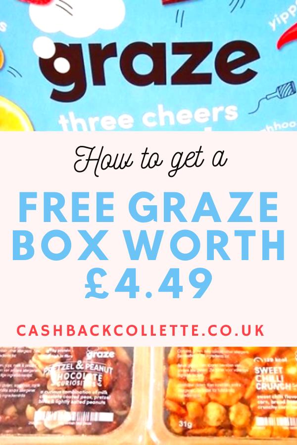 Free graze box pin