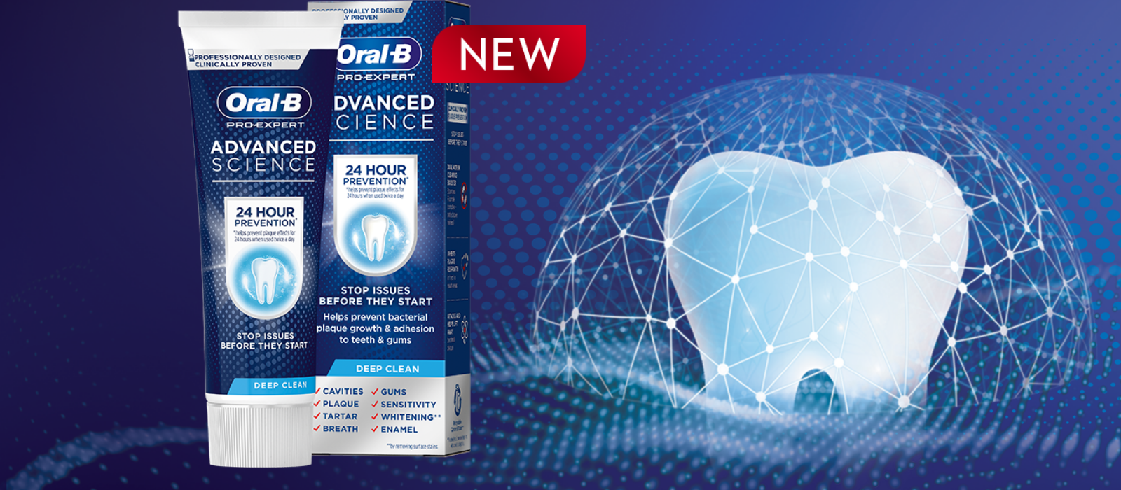 Free Oral-B Toothpaste – 2,500 Available!