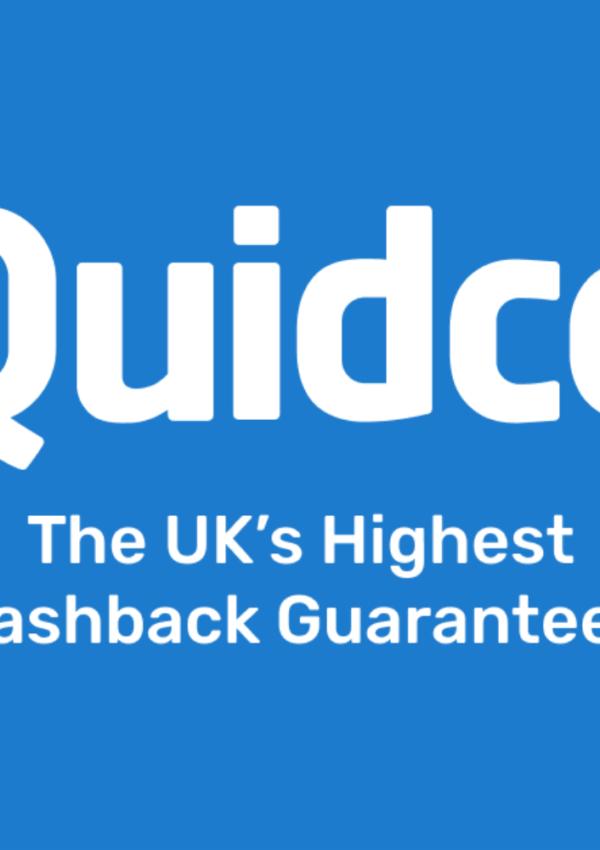 Free £5 Quidco Welcome Bonus