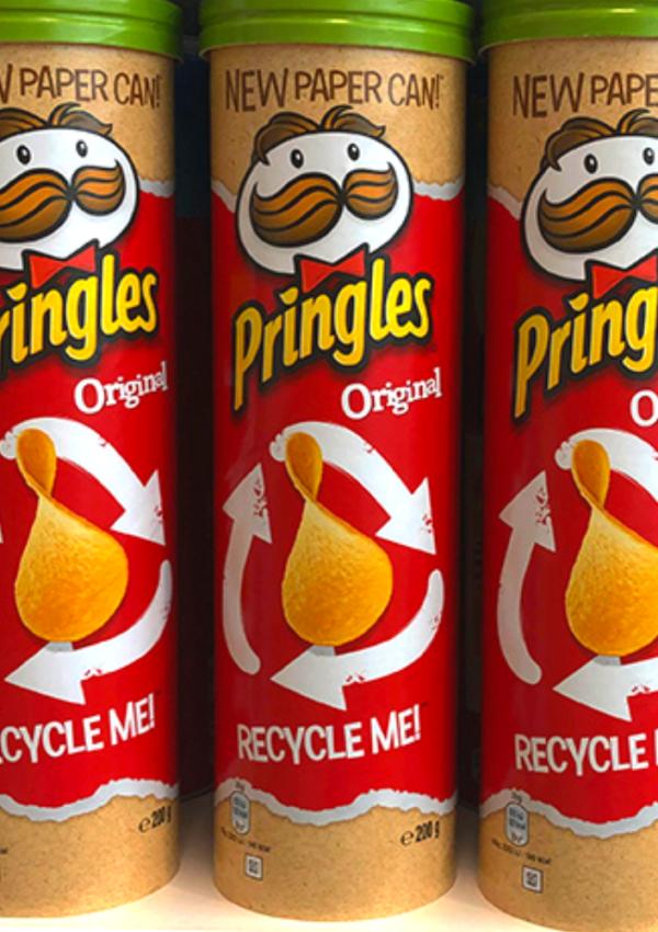 Free Tub of Pringles on Shopmium