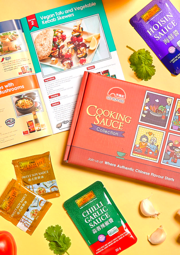 Free Lee Kum Kee Cooking Sauce Box – 1,600 Available!