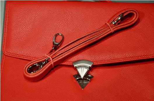 Leather handmade Laptop Bag