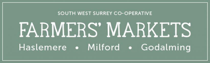 Farmers Markets in Surrey | Milford, Halsemere, Godalming Logo