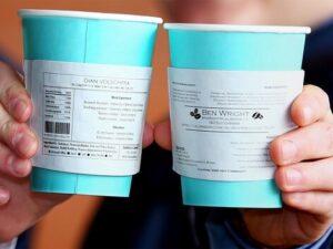Coffee Cup CV