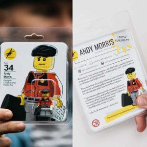 Lego CV - Andy Morris