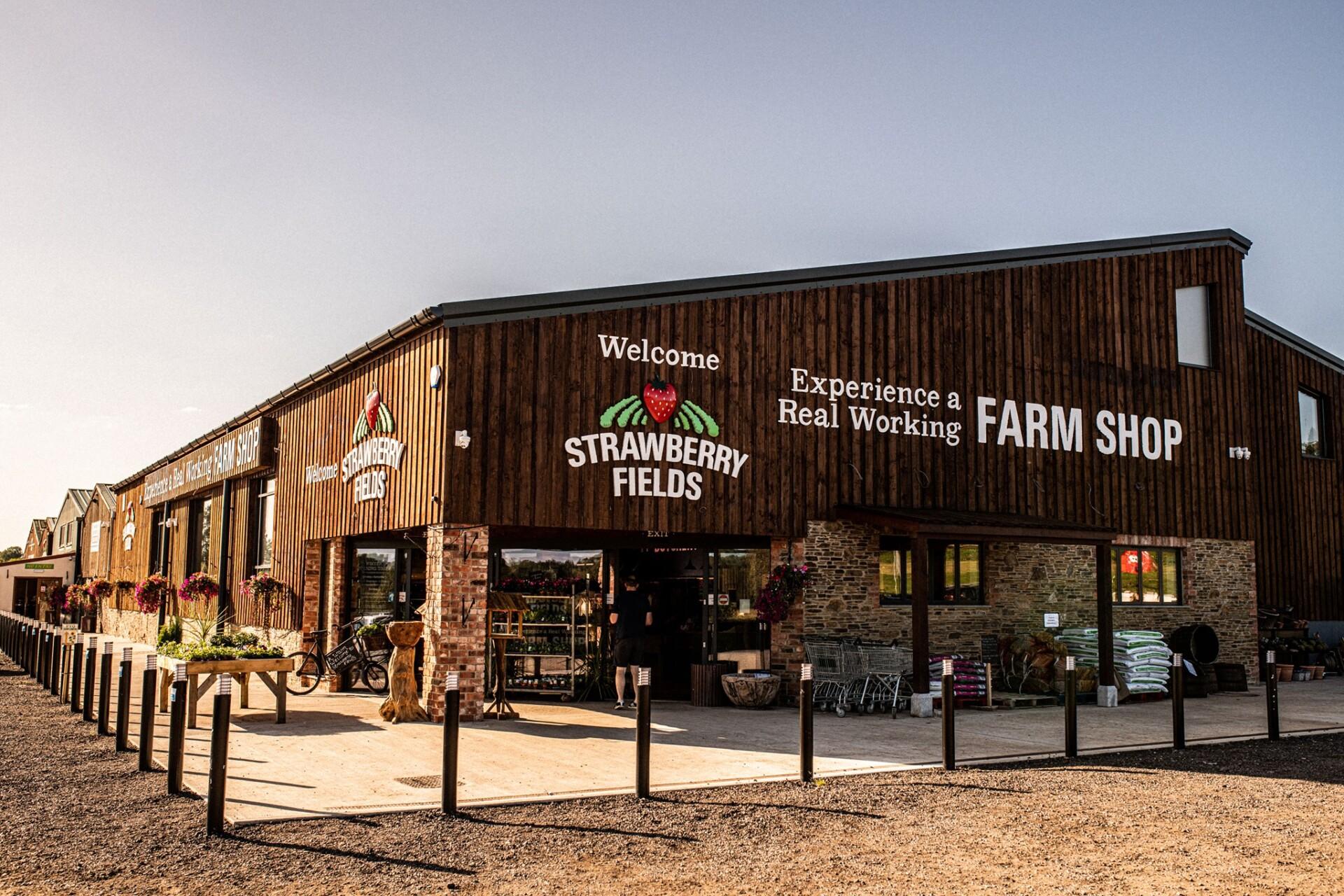 Strawberry Fields Farm Shop