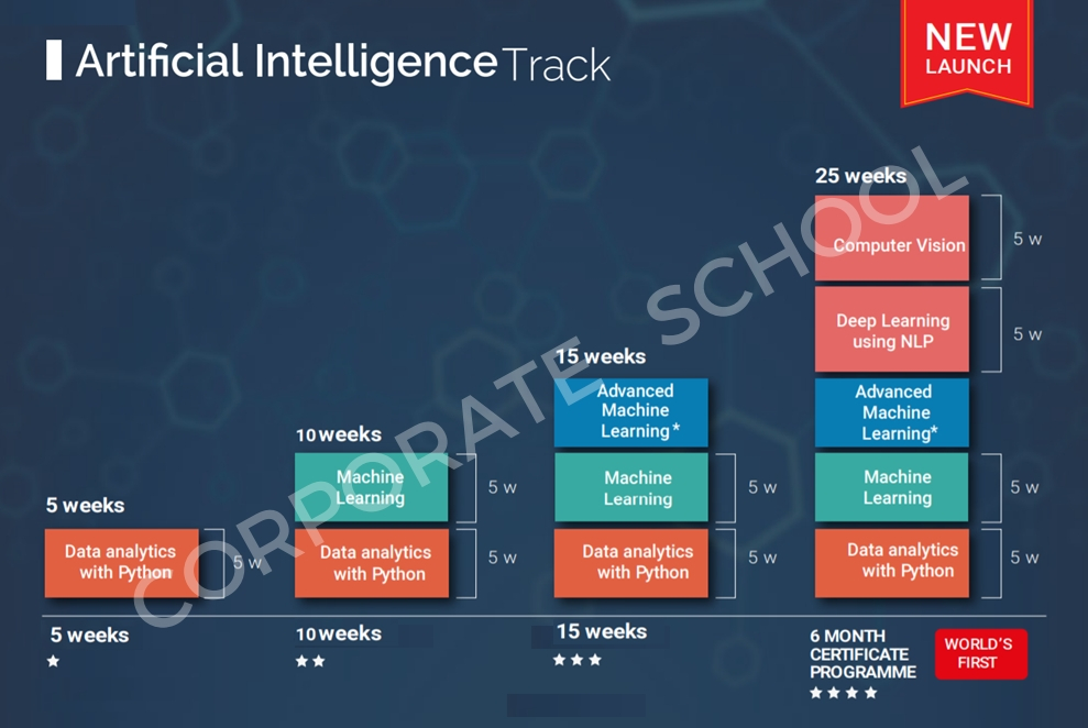 Artificial Intelligence Training in Chandigarh-Corporate School