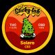 Cannabis CBD Solero Sticky Lab Genetics