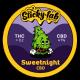 Cannabis CBD Sweetnight Sticky Lab Genetics