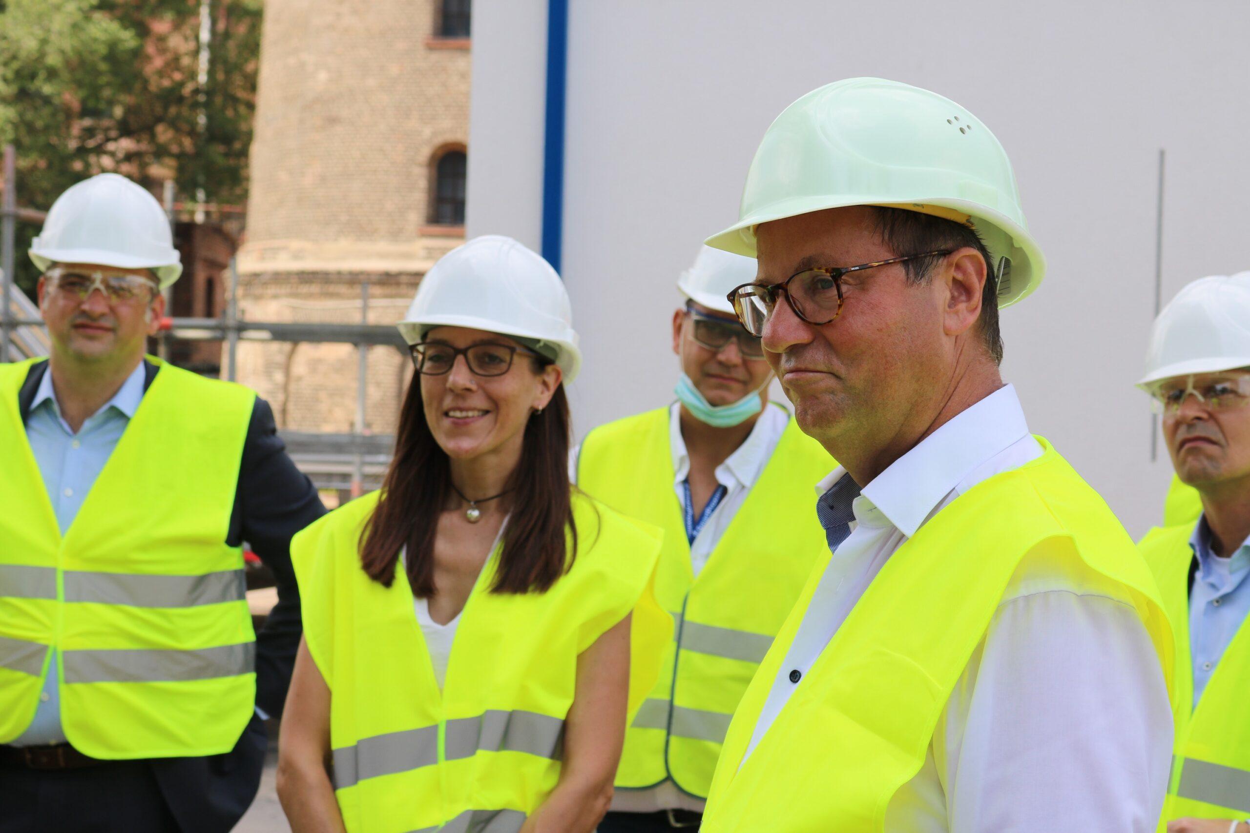 Zumeldung zur Pressemitteilung von Minister Hauk MdL zum Besuch bei Essity in Mannheim