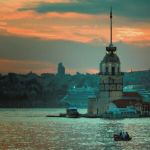 Istanbul - Maiden's Tower