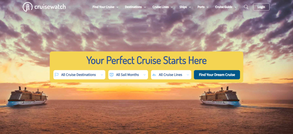 Cruisewatch - Cruise Booking Site