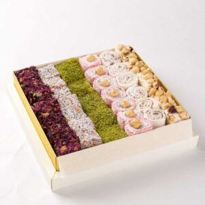 Authentic Turkish Delight Mixed Sultan