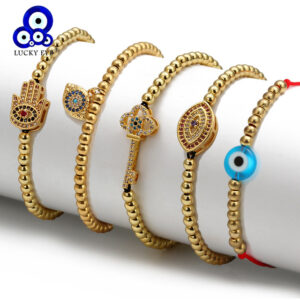 Turkish Evil Eye Bracelet Lucky Eye